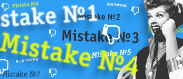 Top 10 Mistakes In Social Media Marketing
