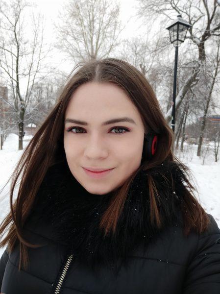 Алёна Сперанская про соц сети